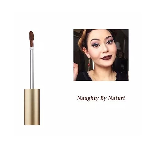 Too Faced Melted Matte Lipstick NAUGHTY BY NATURE Liquified Long Wear Long-Lasting Highly Pigment