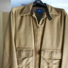 Hickey Freeman  Bomber Jacket Made in Italy  Size Large