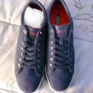 Ralph Lauren POLO Navy Suede Sneakers   US Shoe Size: 11.5D Medium  New in box