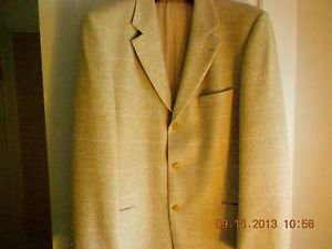 Hugo Boss  Wool Sport Coat -  made in USA  Size 44R