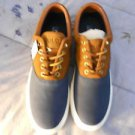 Ralph Lauren POLO Saddle Suede Sneakers(Vaughn)   Size: 11.5D  New in box