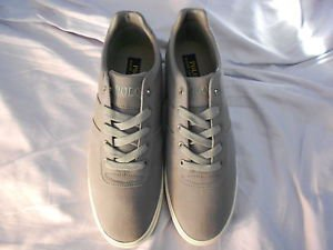 Ralph Lauren POLO Grey Sneakers(Heather Ripstop)  Size: 11.5D  New in box
