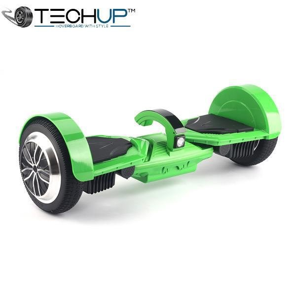 Lime Green 2017 Digital Hoverboard 7.5 inch