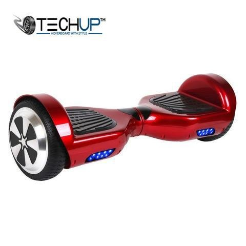 Bold Red 6.5inch Hoverboard