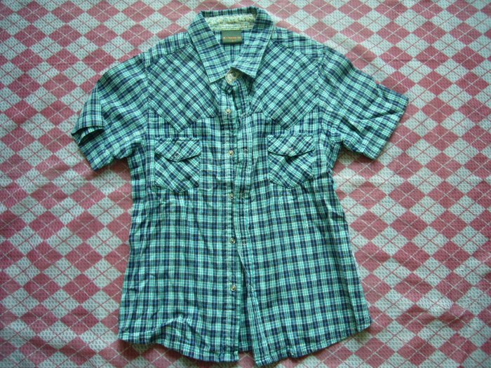 Hong Kong K*facto2y Plaid Shirt