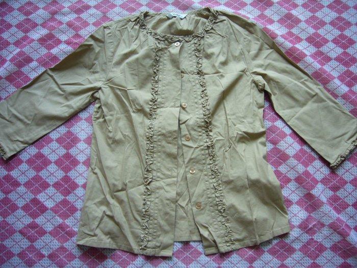 Hong Kong Veeko Flower Boarder Shirt