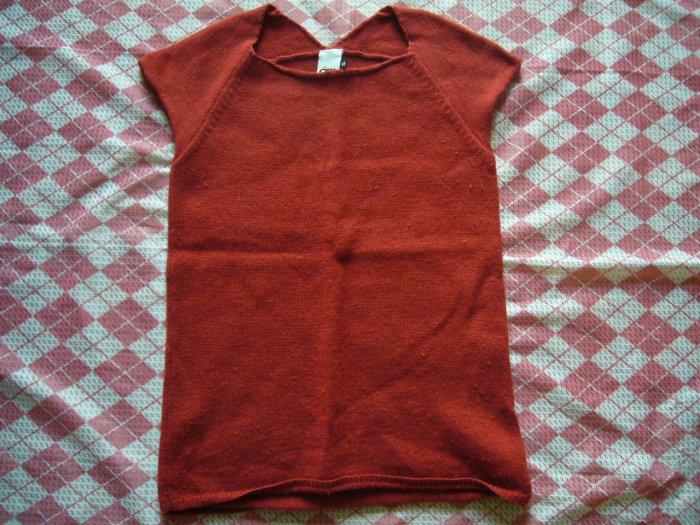 Hong Kong Opa Red Wool