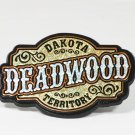 Deadwood South Dakota magnet