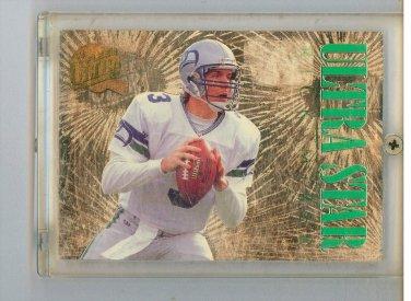 1994 Fleer Ultra Rick Mirer Ultra Star Card