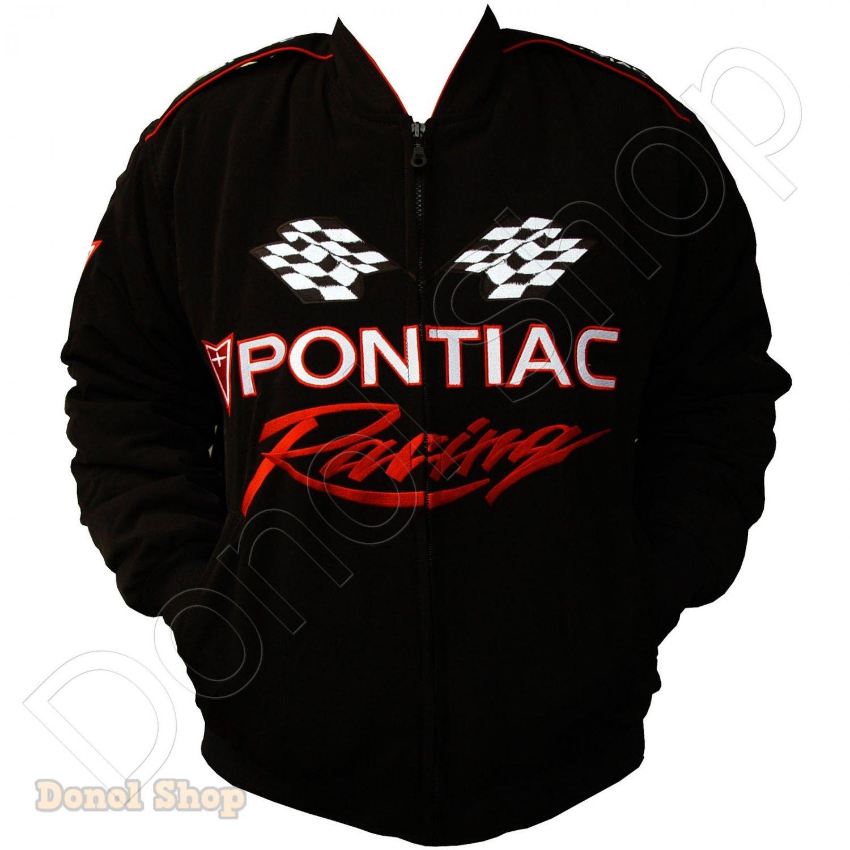 PONTIAC MOTOR SPORT TEAM RACING JACKET size M