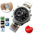 Spy HD Video Wrist Watch Camera 8GB 1280*960 Hidden DV DVR Waterproo