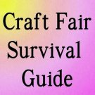 Craft Fair Survival Guide eBook