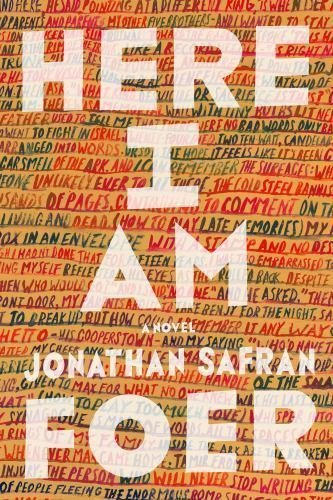 Here I Am by Jonathan Safran Foer (2016, Hardcover) - Signed Copy, 1st Edition.