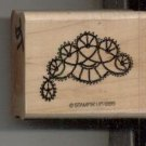 "Gadget Rubber Stamp--Stampin' Up!--1 3/4"" X 1 1/2"""