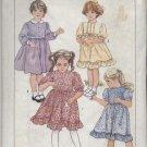 SIMPLICITY PATTERN 6772--CHILD'S DRESS-SIZE 6