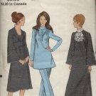 Vogue Pattern 7933--Maternity 1-Pc Dress & Pants--Size 12