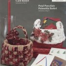 Paper Ribbon Baskets For All Occasions by Marion Brizendine--Plaid #8648
