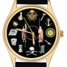 FREEMASONRY SYMBOLIC SAINT JOHN THE BAPTIST v/s ST JOHN THE EVANGELIST WATCH