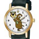 YOGI BEAR JELLYSTONE PARK VINTAGE ART COLLECTIBLE DABS & CO. WRIST WATCH