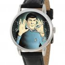 LIVE LONG & PROSPER, THE LEGEND OF SPOCK, 50TH ANNIVERSARY STAR TREK ART WATCH