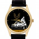 TRANS AM PONTIAC SMOKEY & THE BANDIT VINTAGE HOLLYWOOD ART COLLECTOR WRIST WATCH