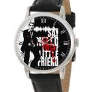 SCARFACE: RARE CLASSIC HOLLYWOOD FILM ART AL PACINO BLOOD-SPLATTERED WRIST WATCH