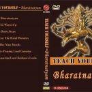 TEACH YOURSELF BHARATNATYAM BHARAT NATYAM INDIAN DANCE DVD REGION-FREE
