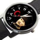 KEMAL ATATURK, LION OF TURKEY, IMPORTANT OTTOMAN DIAL COLLECTIBLE WRIST WATCH