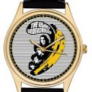 *RARE* THE VELVET UNDERGROUND 1970s WARHOLESQUE BANANA ART 40 mm WRIST WATCH