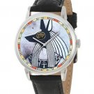 FANTASTIC ANUBIS JACKAL GOD ANCIENT EGYPTOPHILE COLLECTIBLE 40 mm WRIST WATCH