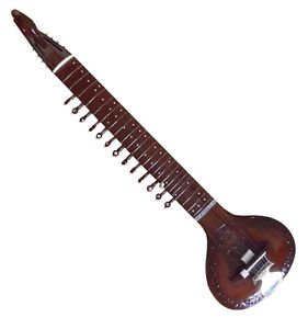 Pro-Grade HANSA VEENA in Cedar wood. Indian Slide Guitar Mohan Veena Adaptation