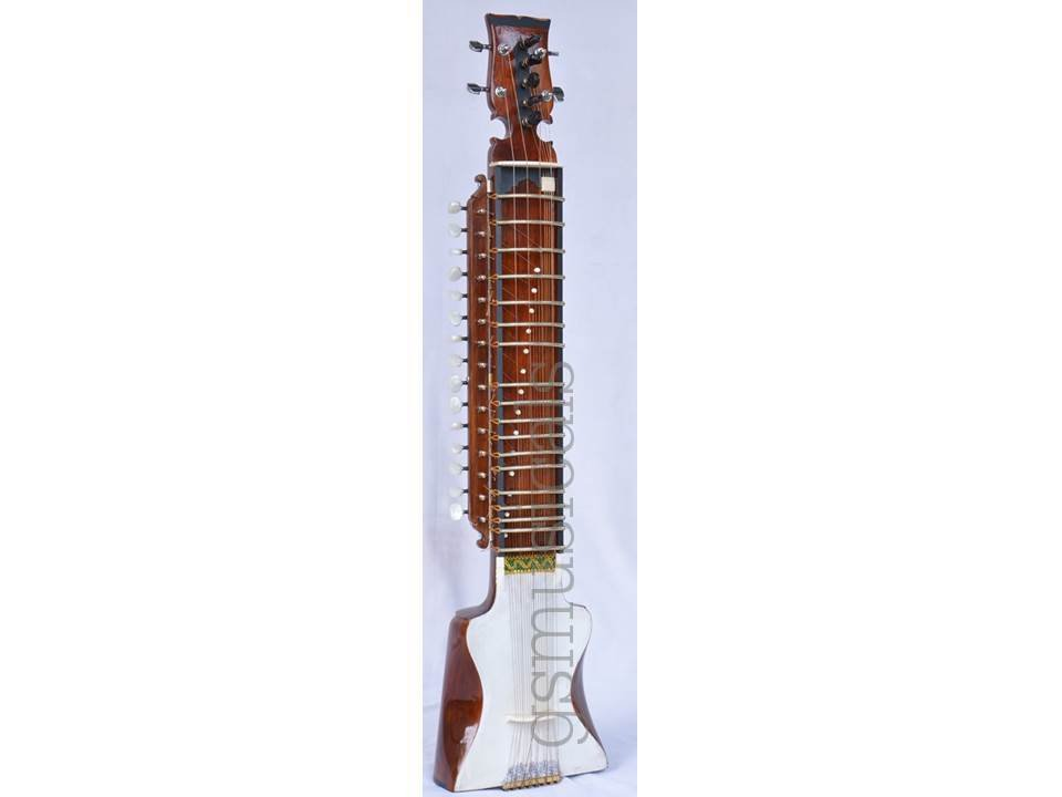 DILRUBA  ONE PIECE WITH NO JOINT IN NECK TOUS  SAROD SARANGI ISRAJ GSM026A GTC