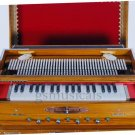 HARMONIUM 9 SCALE CHANGER TEAK WOOD 3 SET TRAVELLER BOX MODEL GSM050 CA