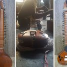 SITAR ELECTRIC FUSION WITH FIBERGLASS CASE GSM070 CA