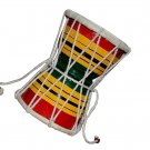 INDIAN DAMRU - DRUM - MUSICAL INSTRUMENT - INDIAN MUSICAL INSTRUMENT GSMA046