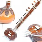 SITAR ROSELEAF RAVISHANKAR STYLE WITH FIBREGLASS CASE