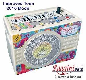RAAGINI DIGITAL ELECTRONIC TANPURA MACHINE TAMBORA TANPURA 1 YR WARRANTY