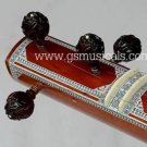 TANPURA ACCESSORIES MAIN  LOTUS PEGS CARVED SET GSMA033