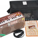 RADEL ELECTRONIC LEHRA-NAGMA~SUNADAMALA ZX~HARMONIUM TYPE INTERFACE~LCD DISPLAY