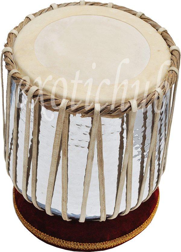 DHAMA SET~COPPER DRUMS 4 KG~SHEESHAM WOOD TABLA~SIKH JORI~PAKHAWAJ JODI~DHOLAK