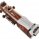 SARANGI WITH BOW~SURANGI~SARUNGI~SAARANGI~BRAND NEW TUN WOOD~FREE ROSIN /STRINGS