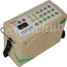 SUNADAMALA PLUS~ELECTRONIC DIGITAL LEHRA NAGMA~RADEL~3 YEAR WARRANTY~YOGA~KIRTAN
