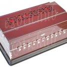 OM HARMONIUM BY KAAYNA MUSICALS~11 STOP~3½OCTAVE~BHAJAN~YOGA~KIRTAN-440Hz~MANTRA