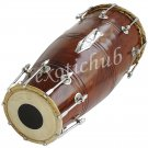 BUY NAAL DRUM~SHEESHAM WOOD~PROFESSIONAL QUALITY~HAND MADE~FULL SIZE~BOLT TUNED