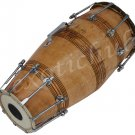 BUY NAAL DRUM~MANGO WOOD~BOLT TUNED~DHOLAK~KHOL~DHO​L~BHAJAN~KIRTAN​~YOGA~