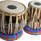 BUY TABLA DRUMS SET~STUDENT MODEL~SHEESHAM WOOD DAYAN~FREE!! HAMMER/CUSHION/BOOK