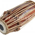 MRIDANGA DRUMS~MRIGANGAM~MRIDANG~MRUDANG~MADE WITH SHESHAM WOOD~NORTH INDIAN