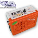 SHRUTI BOX~ELECTRONIC SWAR SUDHA~SUR-PETI~DRONE~LARGE & ACCURATE PITCH RANGE