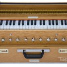 HARMONIUM No.5800n/FOLDING/MAHARAJA™/A440/NATURAL COLOR/COUPLER/9STOP/BOOK/AHH-1