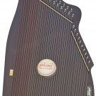 PALOMA SWARMANDAL/5 OCTAVE/DARK COLOUR/FREE SHIPPING/TUN WOOD/SWAR MANDAL/BJE-01